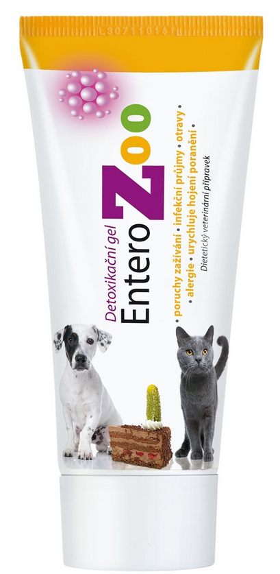 EnteroZoo Detox gel Tube 100g