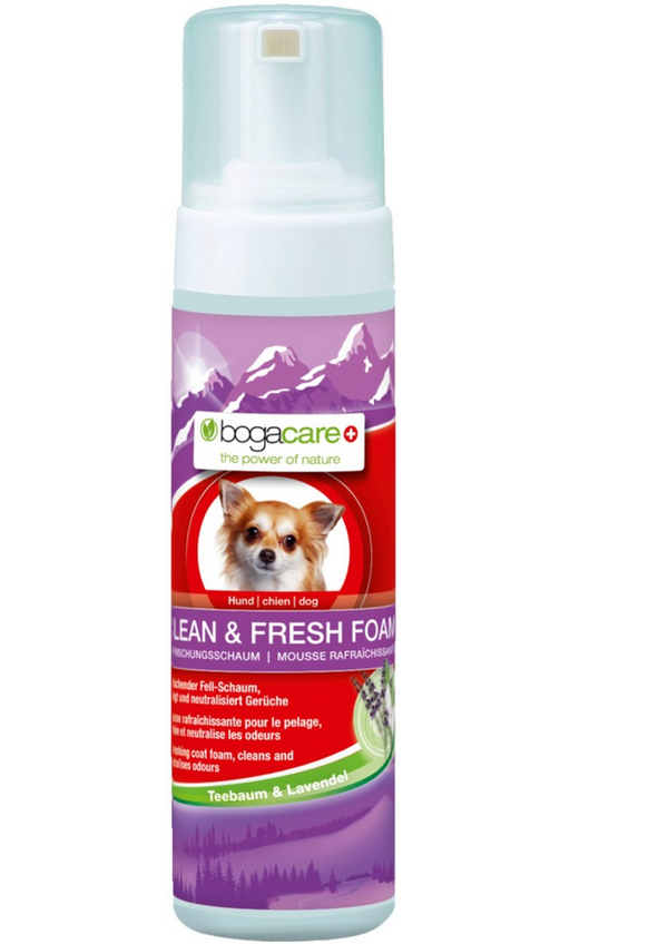 bogacare Clean & Fresh Foam Hund