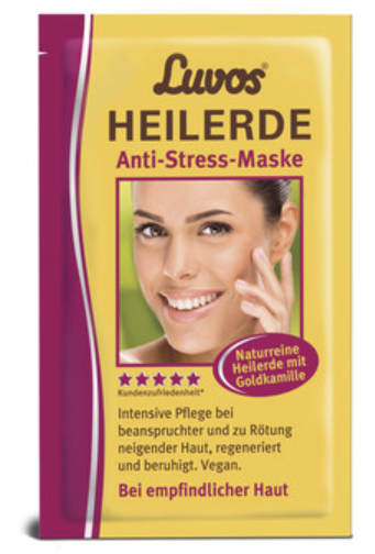 Luvos Anti-Stress Mask