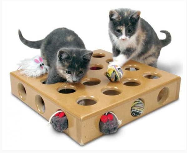 SmartCat Peek-A-Prize Toy Box