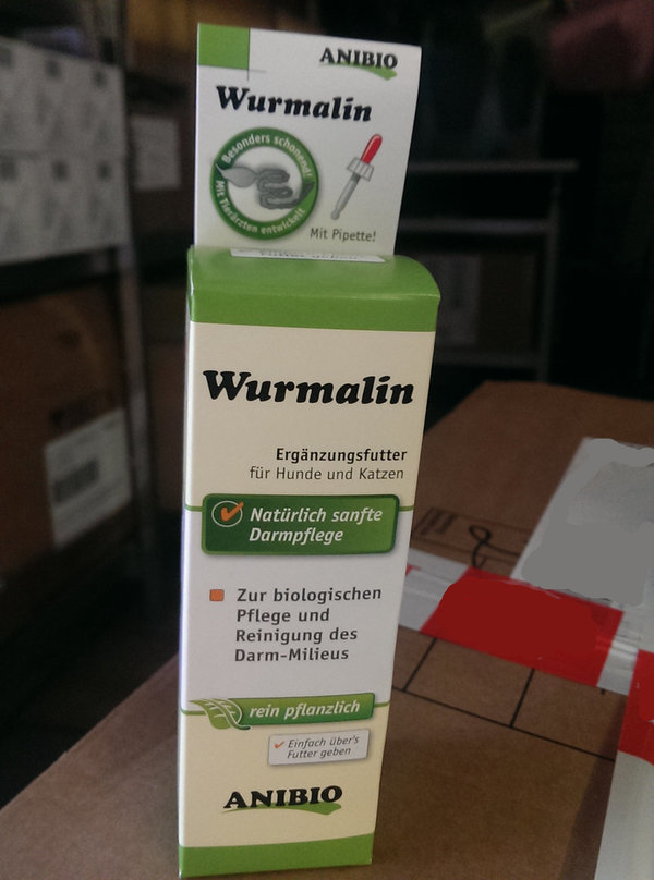 Anibio Wurmalin 50ml